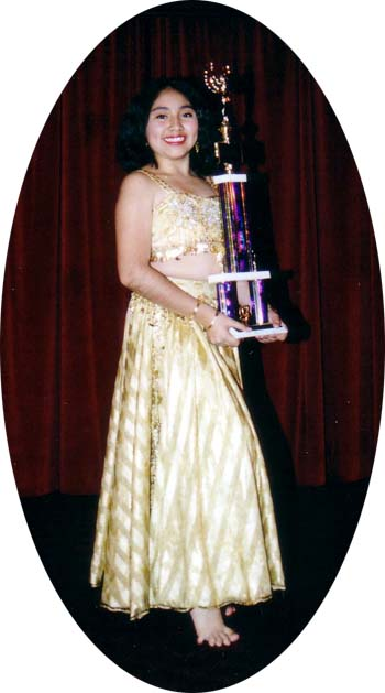 Roxanne, Winner, Jr. Category, 2002