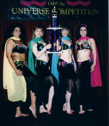 Group Champions:  Troupe Sahira 2002