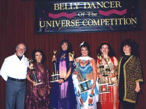 Divine Category Winners with Harry Saroyan, BDUC 2000